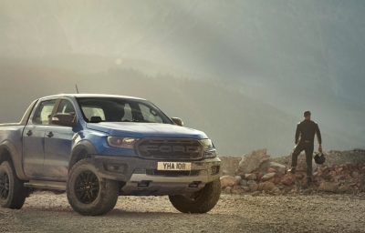 Новий Ford Ranger Raptor: прем'єра на Gamescom